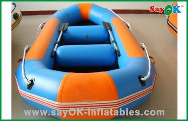 3 คน PVC Inflatable Boats สนุกฤดูร้อน Water Toy Boat 3.6mLx1.5mW